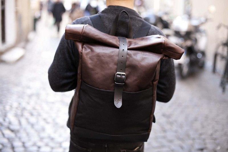 a basso prezzo 5d87c c7b63 Lo zaino: un vero e proprio must per ogni uomo! | Bags & Fruits